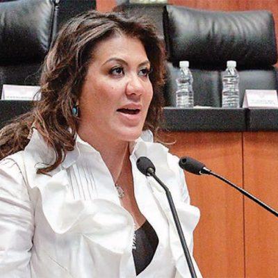 De cáncer cerebral, fallece a los 44 años la hija menor de Elba Esther Gordillo, la senadora Mónica Arriola