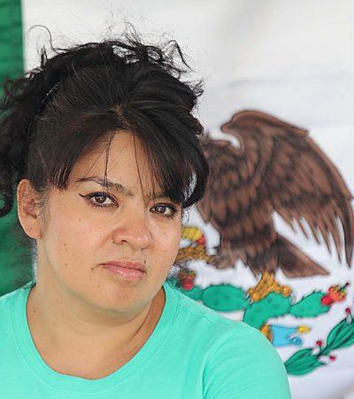 ABSUELVEN A NESTORA SALGADO: Después de dos años y medio, la activista comunitaria saldría de prisión el viernes al mediodía