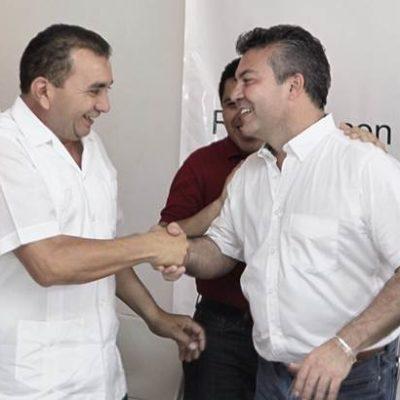 DECLINA EL 'PATIÑO' DE MAURICIO: Juan Manuel Herrera cumple con su rol y se abre en el proceso interno del PRI