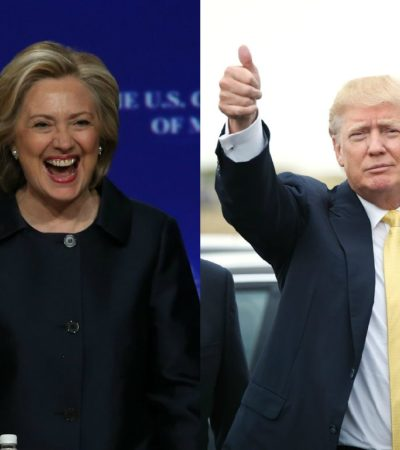 HILLARY Y TRUMP AMPLÍAN VENTAJA: Ganan en Arizona, aunque Bernie Sanders y Ted Cruz siguen en la pelea por la candidatura en EU