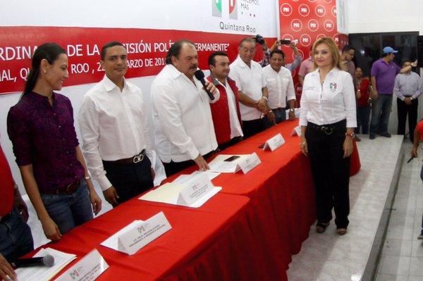 Alondra Hererra, relevo de Leslie Baeza en el PRI para 'parchar' la 'unidad'