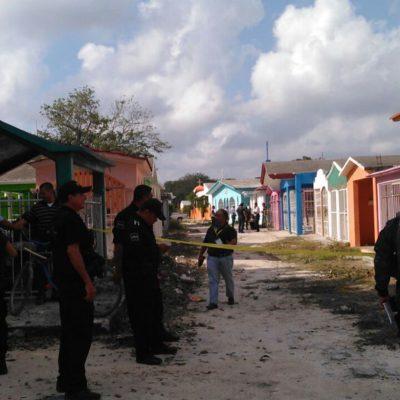"""IDENTIFICAN AL CALCINADO EN CEMENTERIO DE BONFIL: Tenía 24 años, era albañil y operador de maquinaria; """"mi hijo no era malo"""", dice su madre"""