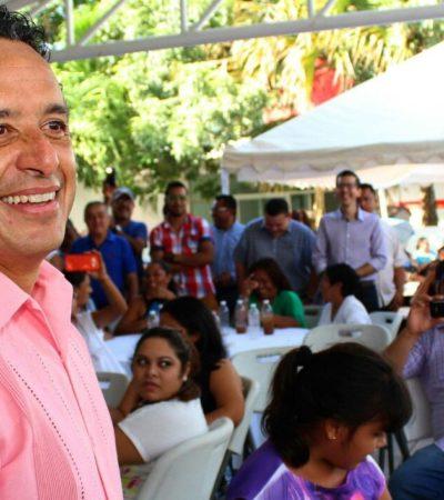 CARLOS YA ES CANDIDATO DEL PAN Y PRD: Dice que buscará que QR ya no sea gobernado por quienes quieren privilegios, corrupción y desigualdad