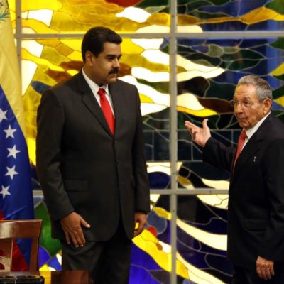 Antes que Obama, llega a Cuba el presidente venezolano Nicolás Maduro en una complicada encrucijada geopolítica