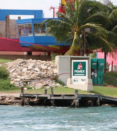 Exigen sanciones más severas para quienes derramen combustibles al mar