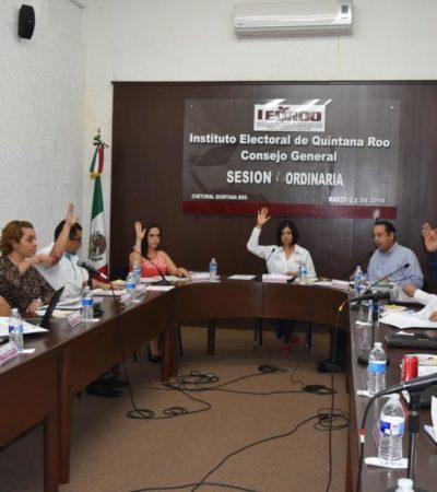 NO HABRÁ CANDIDATOS INDEPENDIENTES A LA GUBERNATURA: Anuncia Ieqroo que aspirantes en Quintana Roo no lograron registro