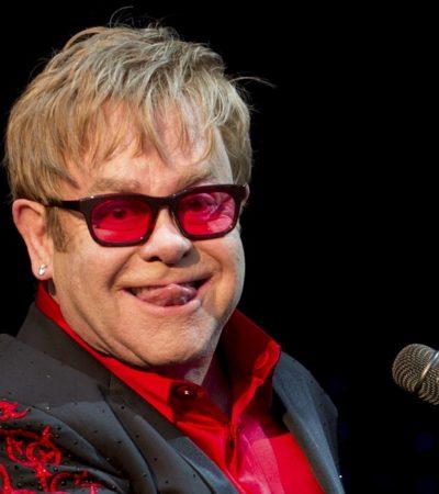 Demanda ex guardaespaldas al cantante británico Elton John por acoso sexual y tocamientos