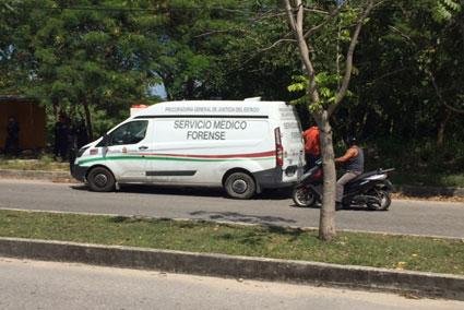 Hallan cadáver putrefacto en área verde de la Región 210 de Cancún