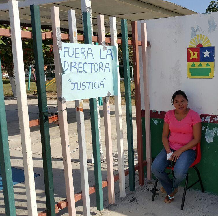 Destituyen a directora de kínder en Chetumal tras protesta de padres