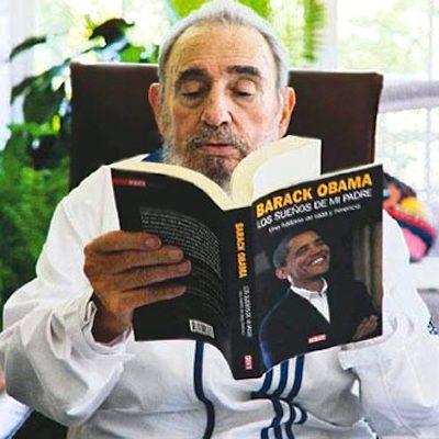 Obama deja abierta la puerta para reunirse con Fidel Castro… en otro viaje a Cuba