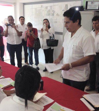 RENUNCIA LENIN AMARO AL PRI: Tras 25 años de militancia, ex precandidato en Solidaridad dice que se postularía como independiente en 2018