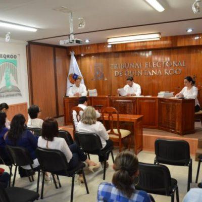 Valida Teqroo coaliciones en Quintana Roo