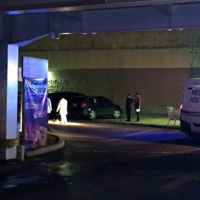 EJECUCIÓN, POR ASUNTOS DEL NARCO: Vinculan con 'Los Zetas' a hombre baleado afuera del Wal-Mart de la SM 21 de Cancún; lo llamaban 'El Nambo'
