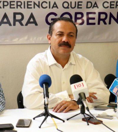 REGRESA JULIÁN PARA IMPULSAR LA ALTERNANCIA: Se apunta para la Alcaldía de BJ, pero lo importante es Carlos Joaquín en la gubernatura, dice
