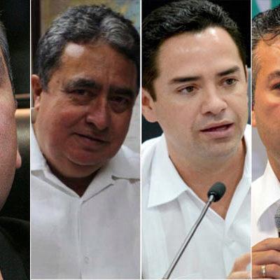 SE RETRASA EL 'PARTO' DE LA 'CRIATURA' DEL PRI: Dice Manlio que hasta mañana se definirá al candidato a la gubernatura de QR; nombra a 4 finalistas