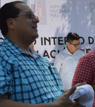 ¿VENDRÁN 'MAPACHES'?: Anticipa Andrade llegada de 'refuerzos' del PRI nacional a QR para elecciones de junio