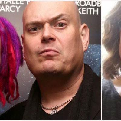 DE LOS CREADORES DE MATRIX…: El segundo de los hermanos Wachowsaki anuncia que también es transexual; como Lana, ahora Andy es Lilly