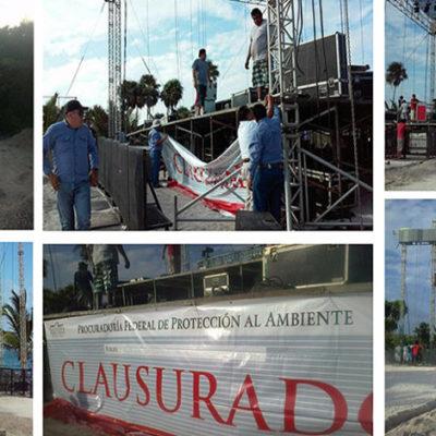 TENDRÁN SU 'SÁBADO DE GLORIA' EN PLAYA: Tras clausura de la Profepa en Tankah, anuncian cambio de sede del 'Mayan Madness' a Playa Mamitas