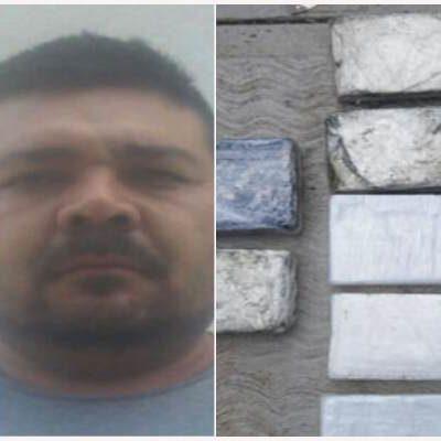 Caen integrantes del Cártel de Sinaloa en Chetumal con 12 kilos de cocaína base