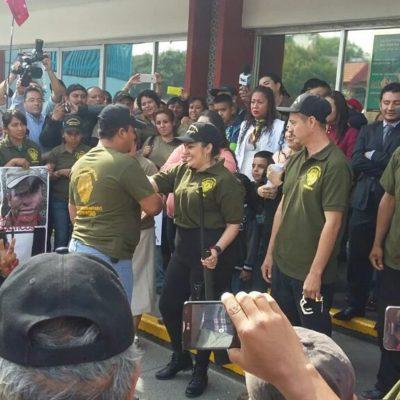 NESTORA SALGADO, LIBRE AL FIN: La líder comunitaria de Guerrero sale de prisión tras ser absuelta de secuestro y homicidio