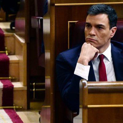 Negativa de Podemos, hace fracasar segundo intento de Pedro Sánchez para ser investido presidente de España