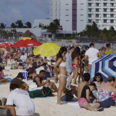 Operan al tope destinos turísticos de Quintana Roo