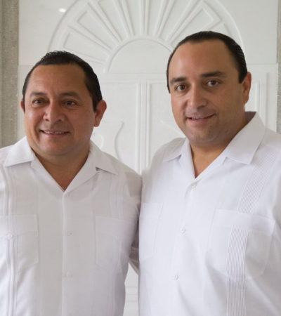 SE LA SIGUEN APLICANDO A 'BETO': En sustitución de Mendicuti, 'nombra' Borge como secretario de Gobierno a Román Quian, ¡otro felixista!