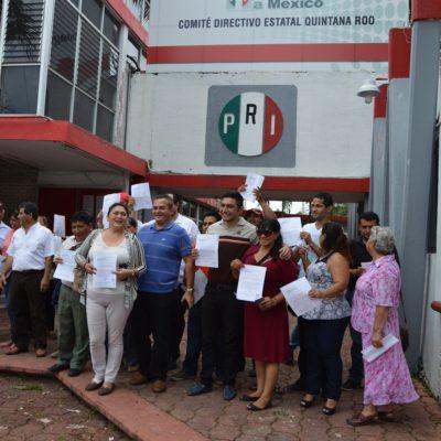 """""""EL BARCO DEL PRIISMO ESTÁ NAUFRAGANDO"""": Dice el PRD que el saqueo de recursos le pasa la factura a Borge y sus candidatos"""