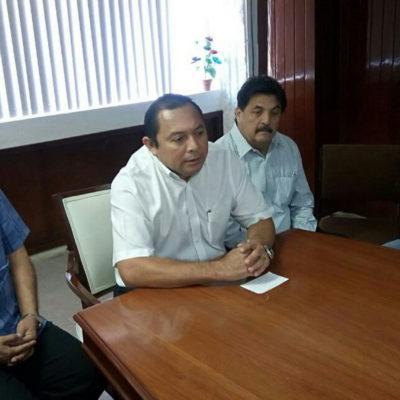 Nombran a Francisco Amaro Betancourt representante del gobierno de QR en la Zona Norte