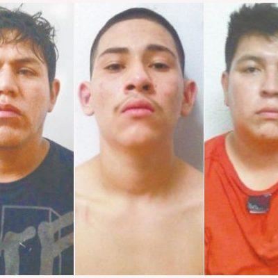 SACUDE BALACERA LA NOCHE DE CANCÚN: Un policía herido y 5 presuntos sicarios detenidos tras enfrentamiento en la Región 514; activan 'Código Rojo'