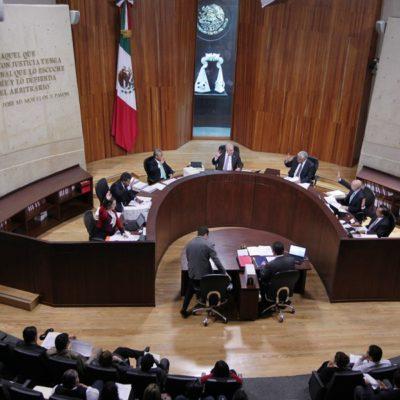 'CONSIENTEN' AL PVEM EN EL TEPJF: Le rebajan 107 mdp a multa por spots ilegales del año pasado