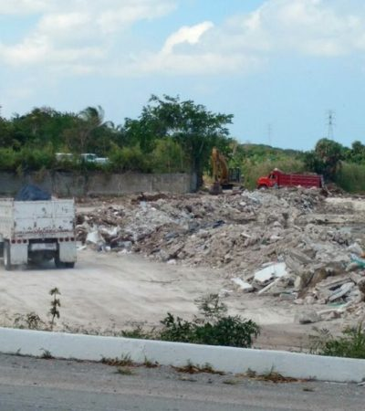 HACEN CAUSA COMÚN CONTRA ECOCIDAS: Defensores de Tajamar presentan demandas por nuevo caso de relleno de humedales en la Zona Hotelera de Cancún