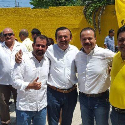 MOMENTO DE DEFINICIONES RUMBO A LA ELECCIÓN: Respalda Orlando Muñoz a Julián y va también por primera diputación de representación proporcional del PRD