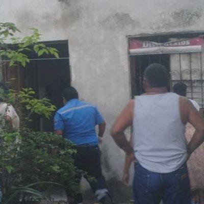 Atacan a puñaladas a panadero en su propia casa en Playa del Carmen