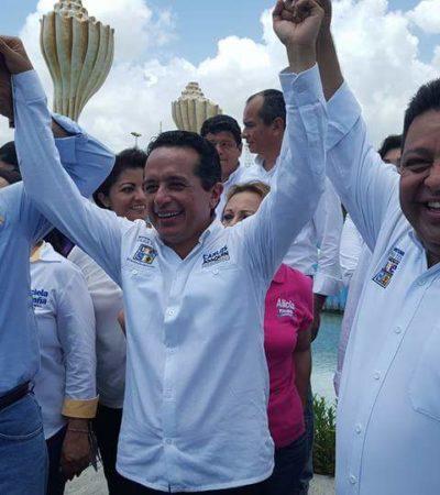 La ciudadanía demanda transparencia y Orlando Muñoz presenta su '3 de 3'