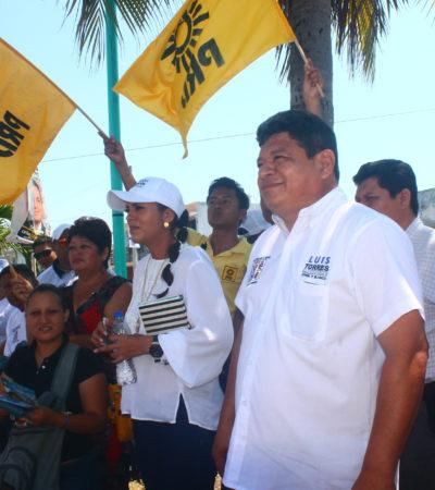 QUIERE LUIS TORRES 'REVITALIZAR' AL DIF: Dice candidato que en Chetumal se requieren más apoyos para sectores vulnerables