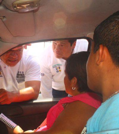 Ofrece Luis Torres Llanes sacar a OPB del abandono y trabajar para crear oportunidades para todos y no sólo para unos cuantos