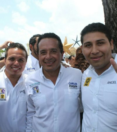 Propone candidato Javier Vite, de la alianza PRD-PAN, transparentar las finanzas y el quehacer legislativo en el Congreso