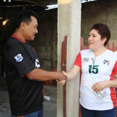 Quiere candidata Remedios Pantoja gestionar un fondo especial para mejorar los hospitales