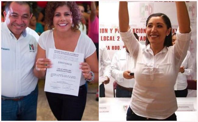 OFICIALIZAN CANDIDATURAS DE LAS 'CACHORRAS': Leslie Hendricks, hija de ex gobernador, y Candy Ayuso, hija de ex Alcaldesa, buscan diputaciones