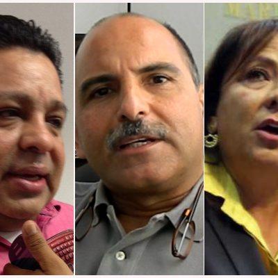 REPARTE PRD CANDIDATURAS A TIRIOS Y TROYANOS: Va Portilla en Tulum y Domingo en JMM; Emiliano, plurinominal; Orlando y Graciela, por diputaciones