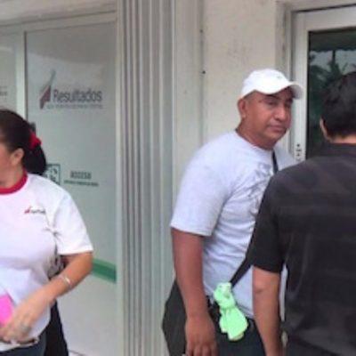 Protestan en Chetumal ante la versión de que Borge planea desaparecer a CAPA para favorecer a Aguakán