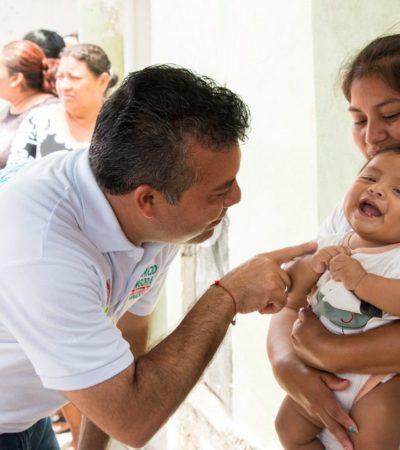 Rompeolas: Mauricio también quiere ser alcalde de los 11 municipios