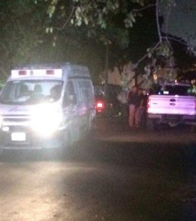 EJECUCIÓN NOCTURNA DE NARCO-ABOGADO EN CANCÚN: A balazos, matan a un hombre de 63 años en el interior de un auto BMW en la SM 45