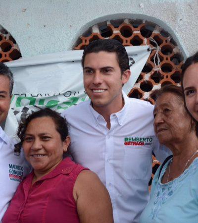 Celebra Remberto Estrada participación de Quintana Roo en el Tianguis Turístico