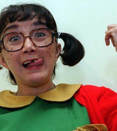 ANUNCIA 'LA CHILINDRINA' GIRA DEL ADIÓS: Tras interpretrar por 45 años al emblemático personaje de 'El Chavo del 8, confirma su retiro