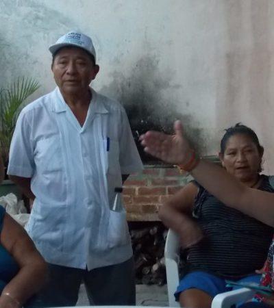 Quintana Roo ya despertó y quiere un cambio, asegura Gabriela Rejón durante caminata por Playa del Carmen