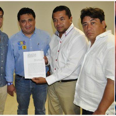 VAN POR JUICIO POLÍTICO CONTRA FÉLIX: Presentan PAN y PRD denuncia contra ex Gobernador por destrucción de propaganda del candidato Carlos Joaquín