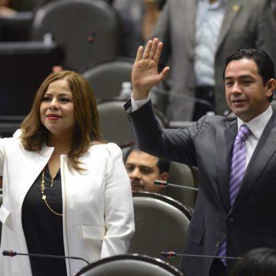 Se pronuncia diputado de QR a favor de dar mayores armas al ciudadanos para garantizar la transparencia en el Gobierno
