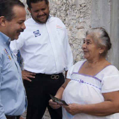 Demandan vecinos de la Región 73 vigilancia policiaca y alumbrado; prioritario combatir inseguridad en todo Cancún, dice Julián Ricalde